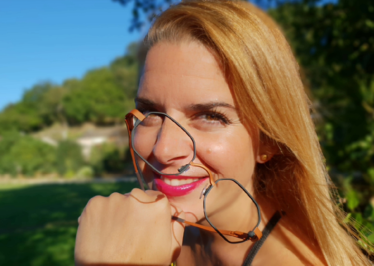 Bevel Specs – quirky wire series