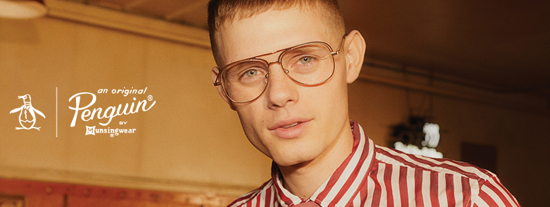 Penguin Eyewear – Alternative Fit Optical Styles
