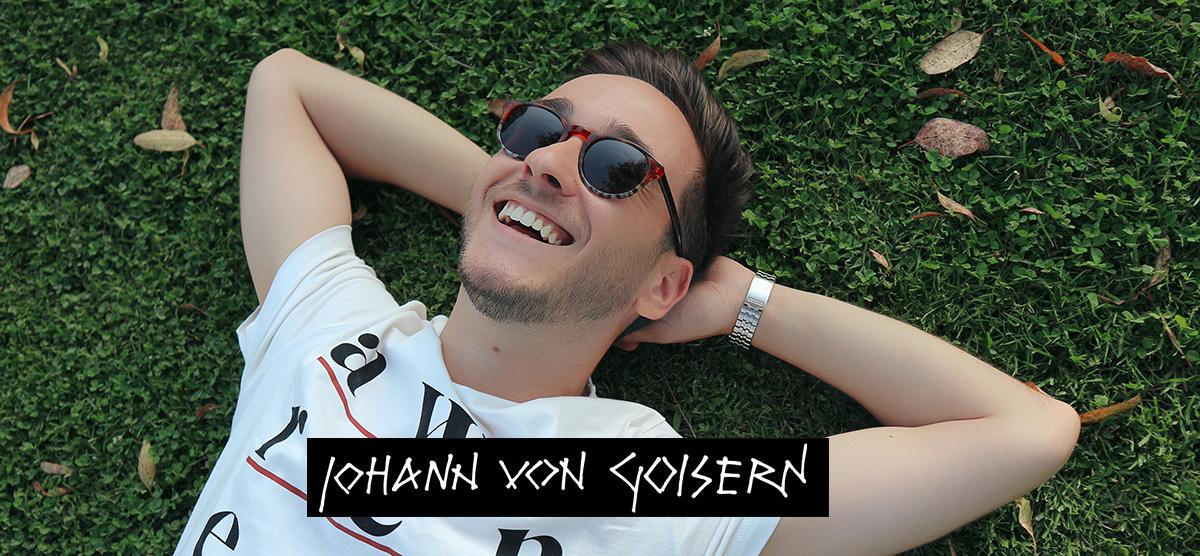 Johann von Goisern // Dare to be different