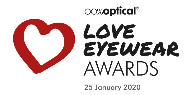 100% Optical // Love Eyewear Awards