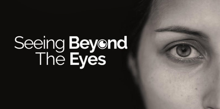 Seeing Beyond the Eyes wins Award