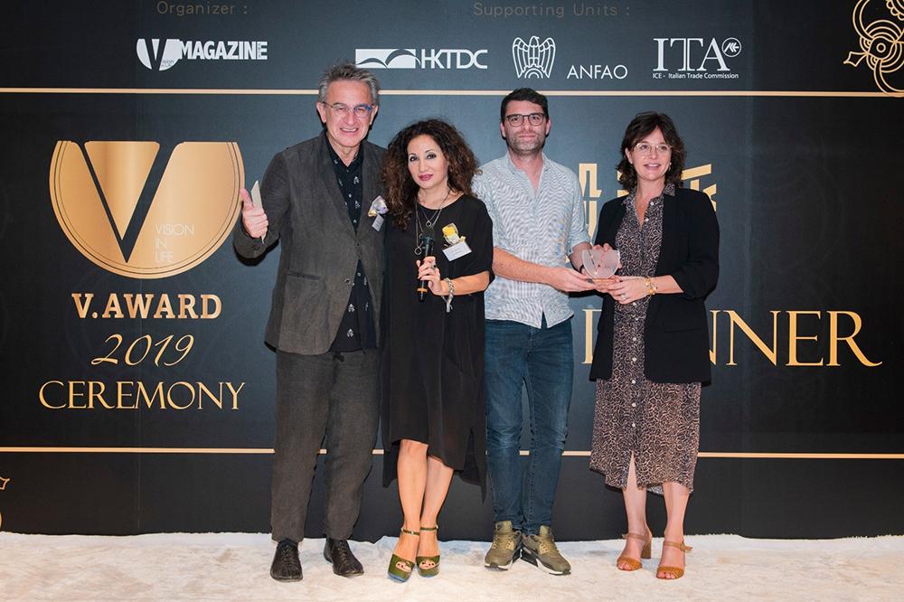 V Awards gala