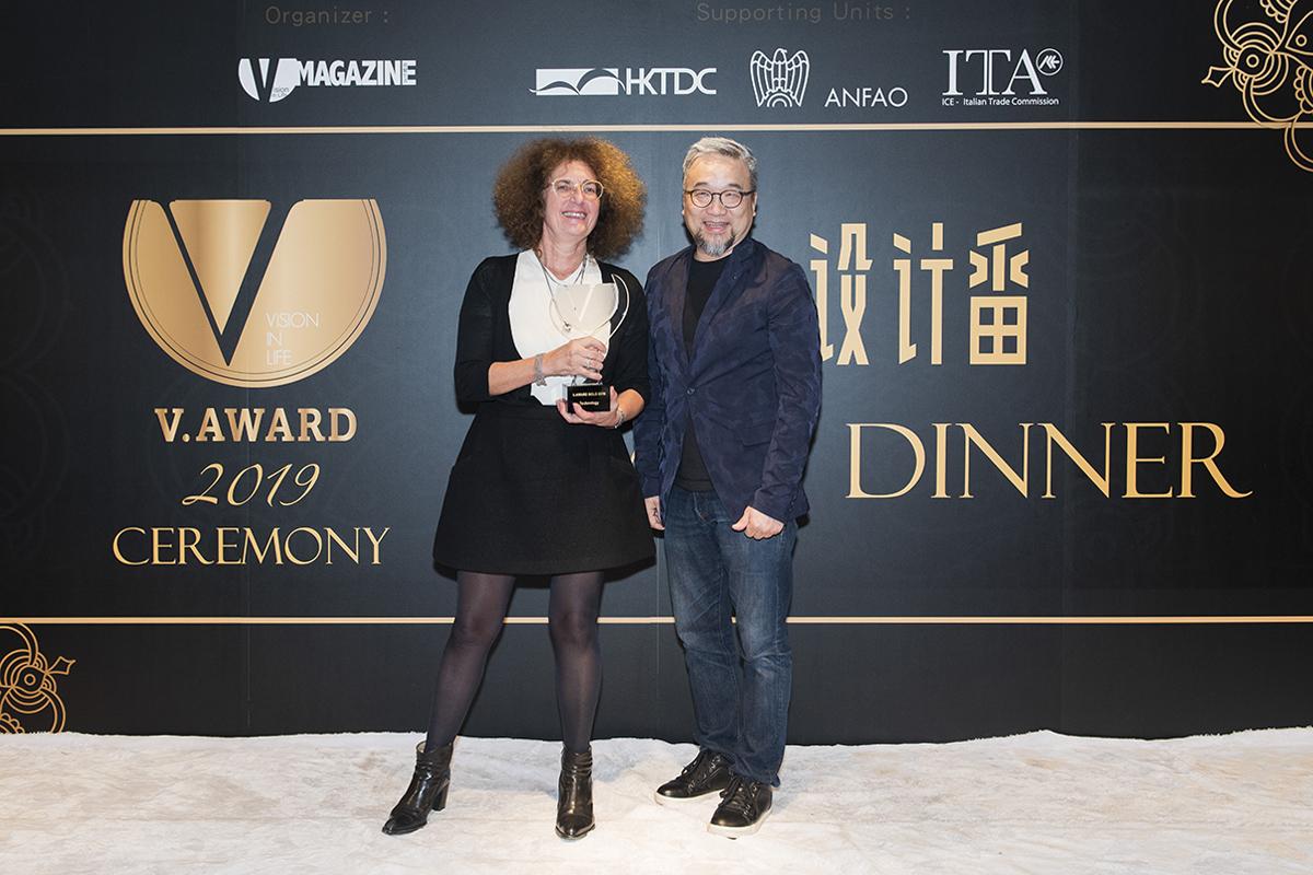 JF REY // V-Award for WAVE
