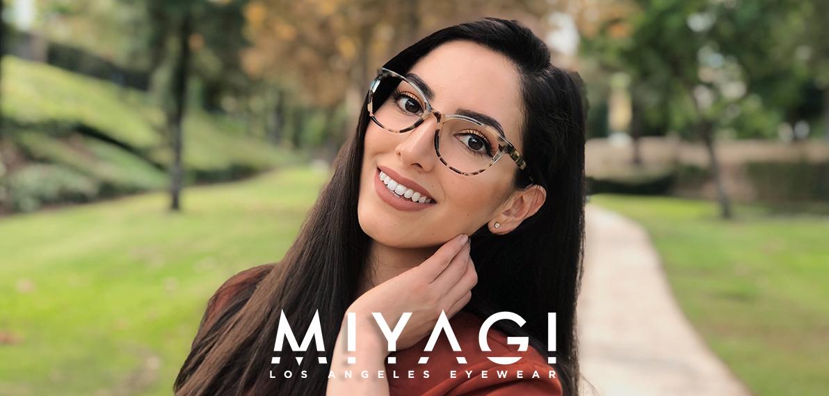 Miyagi Eyewear // Inspired by surroundings, Personal by design
