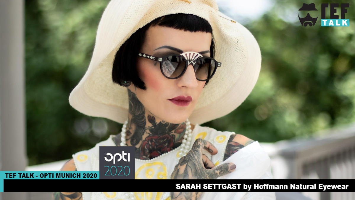 Sarah Settgast // New collab collection by Hoffmann Horn