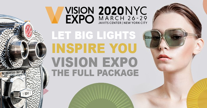Vision Expo East // The Full Big Apple Experience