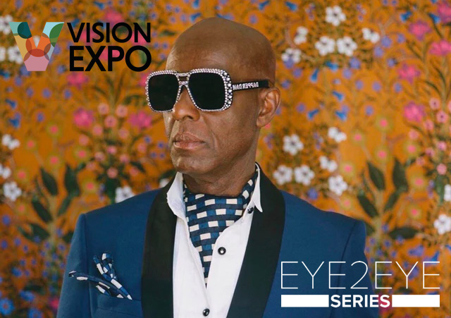 Vision Expo // Dapper Dan as Headliner EYE2EYE educational Series