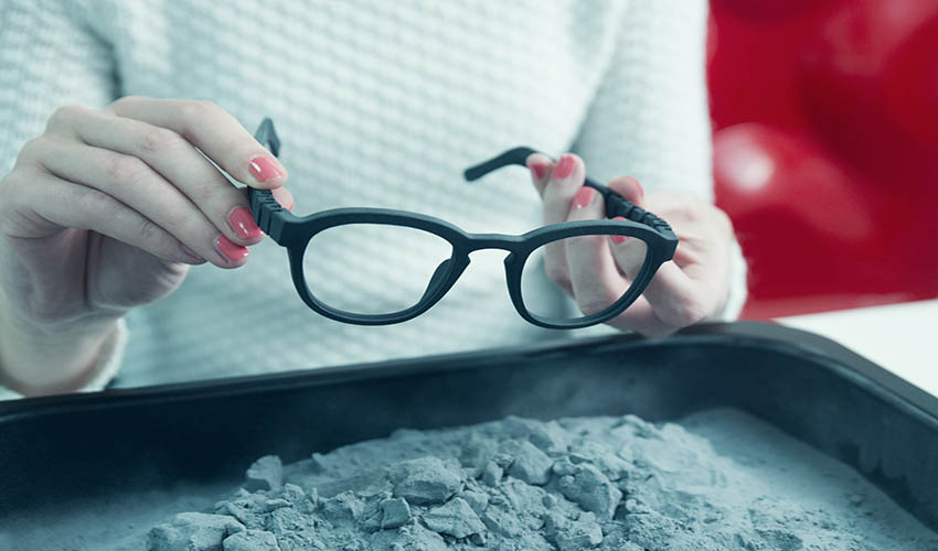 3D Printing // Revolutionizing the Eyewear Industry