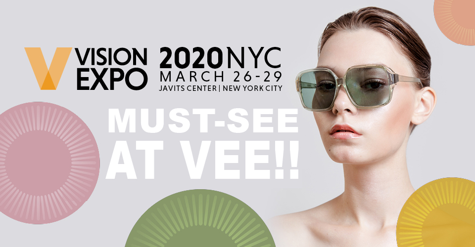 Vision Expo // Must-See brands
