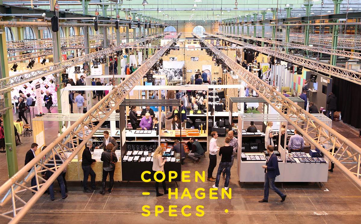 copenhagen specs // Show dates stay as planned