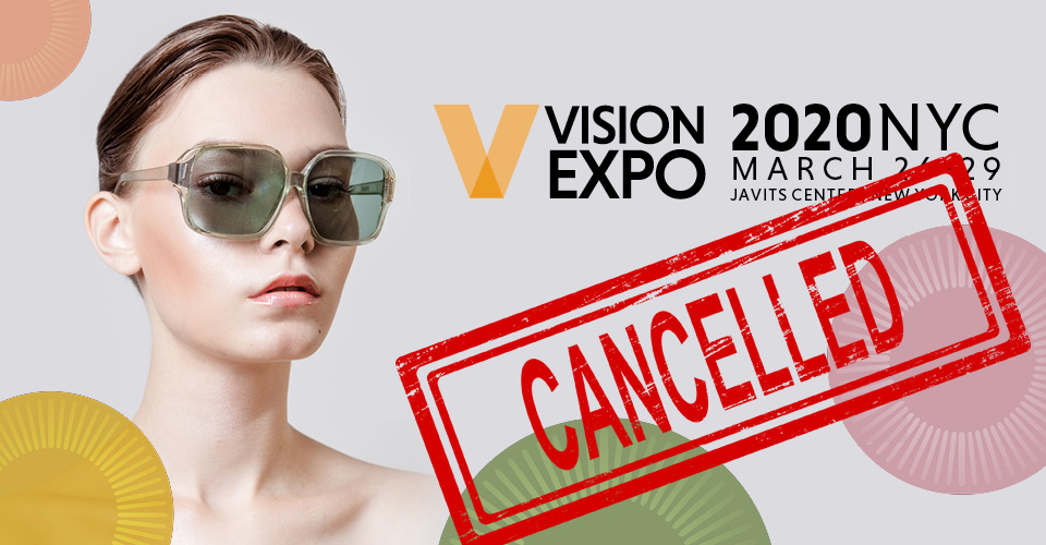 Vision Expo East // Postponed until Vision Expo West