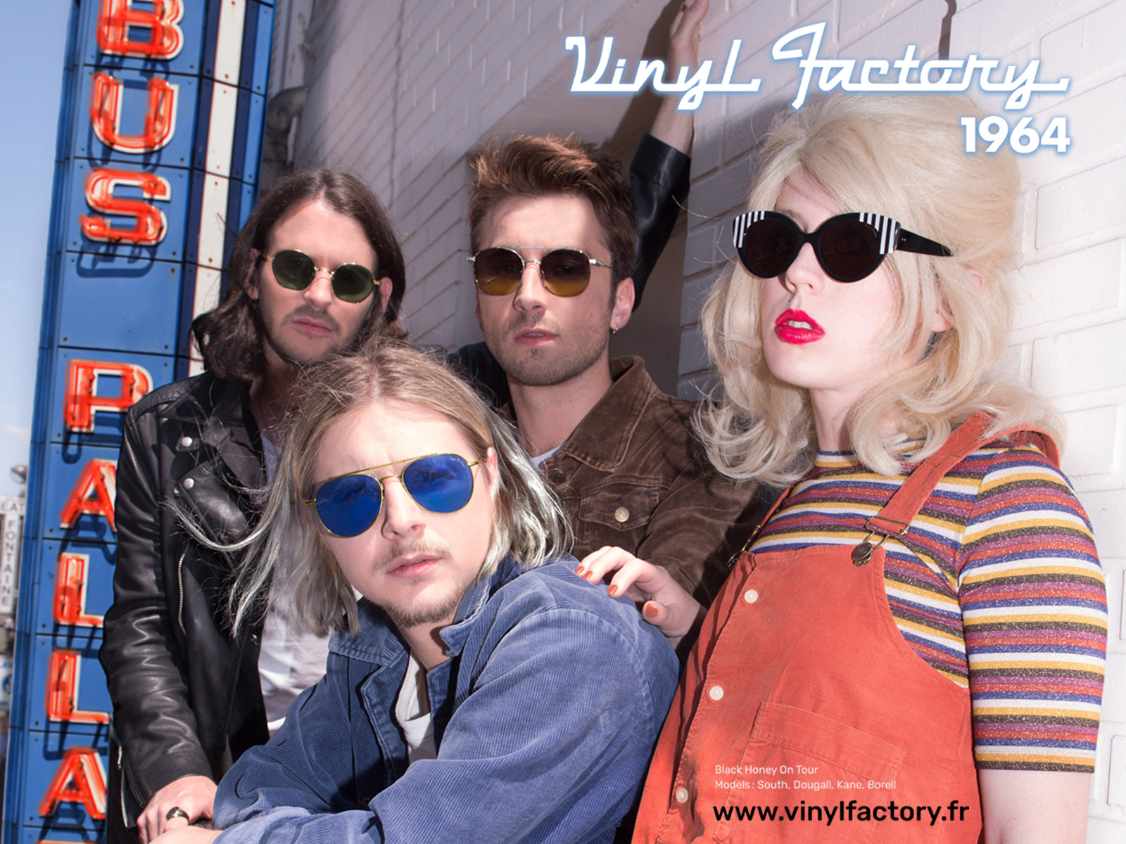 Vinyl Factory – Rock & Road