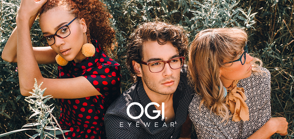 Ogi Eyewear – New Additions Ogi, Seraphin and Bon Vivant