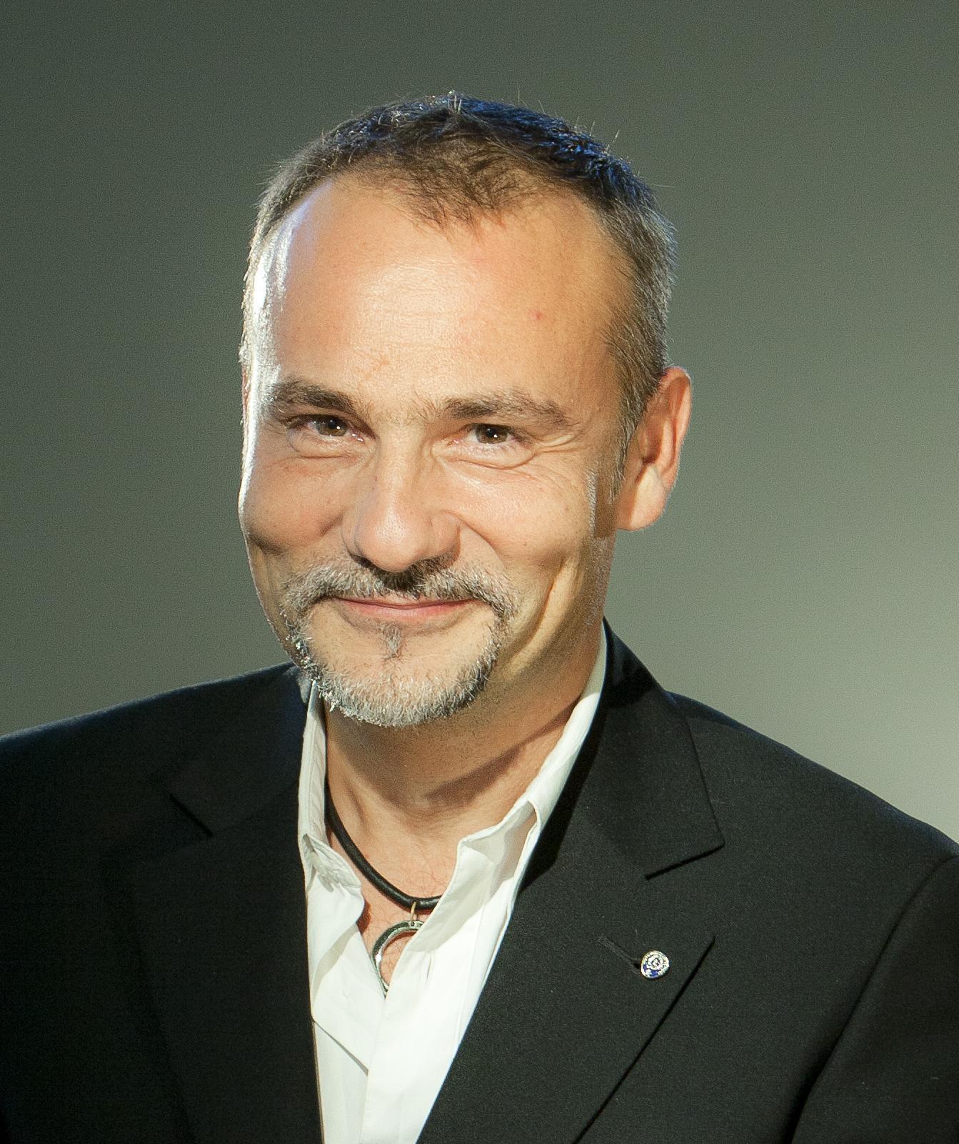 Eric Lenoir director of SILMO