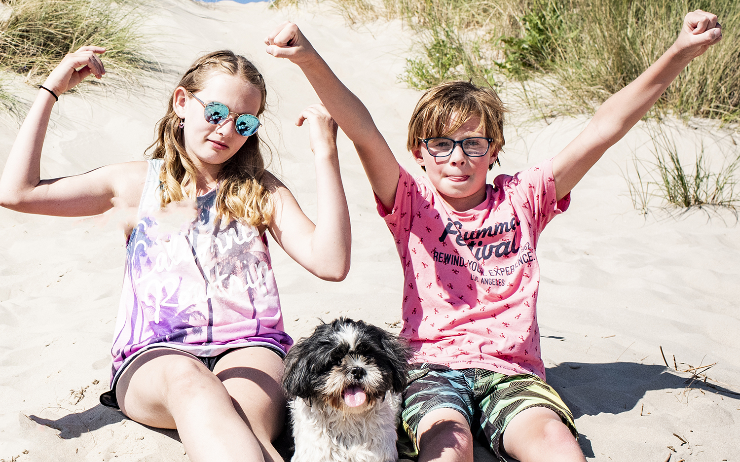 Rock Star – eyewear for mini-celebs