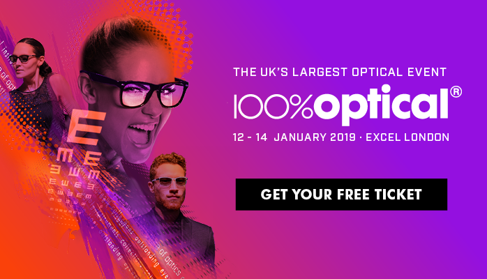 EYE-OPENING EYEWEAR AT 100% OPTICAL