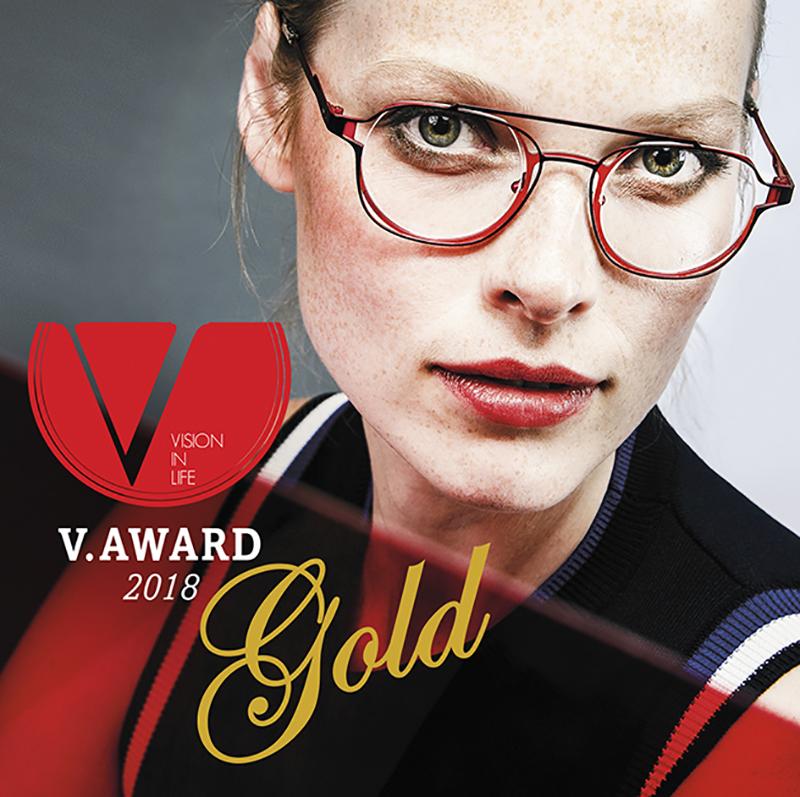 JF Rey – gold V award for Double Jeu