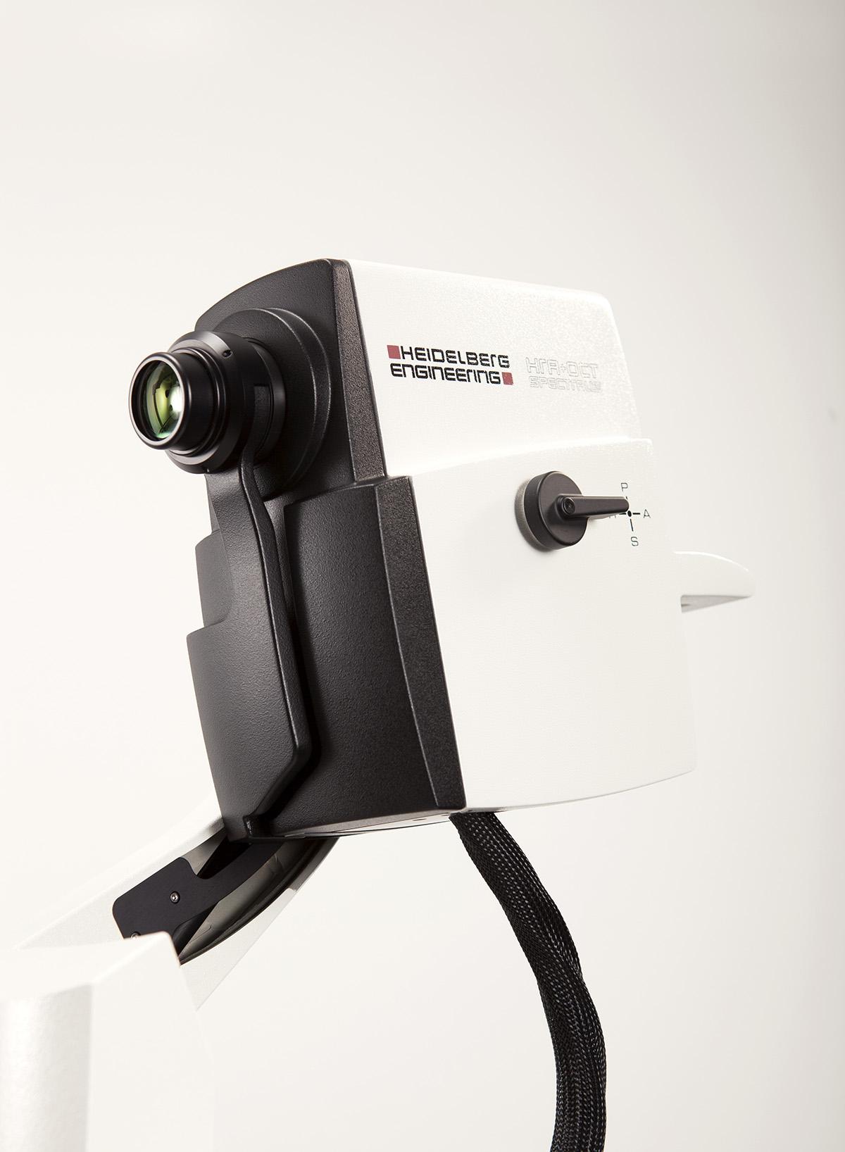 SPECTRALIS HRA OCT Camera head