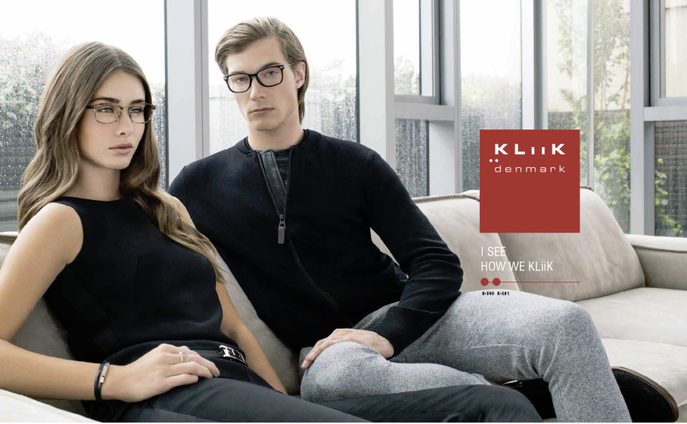 KLiiK denmark – Inspired by Scandinavian design