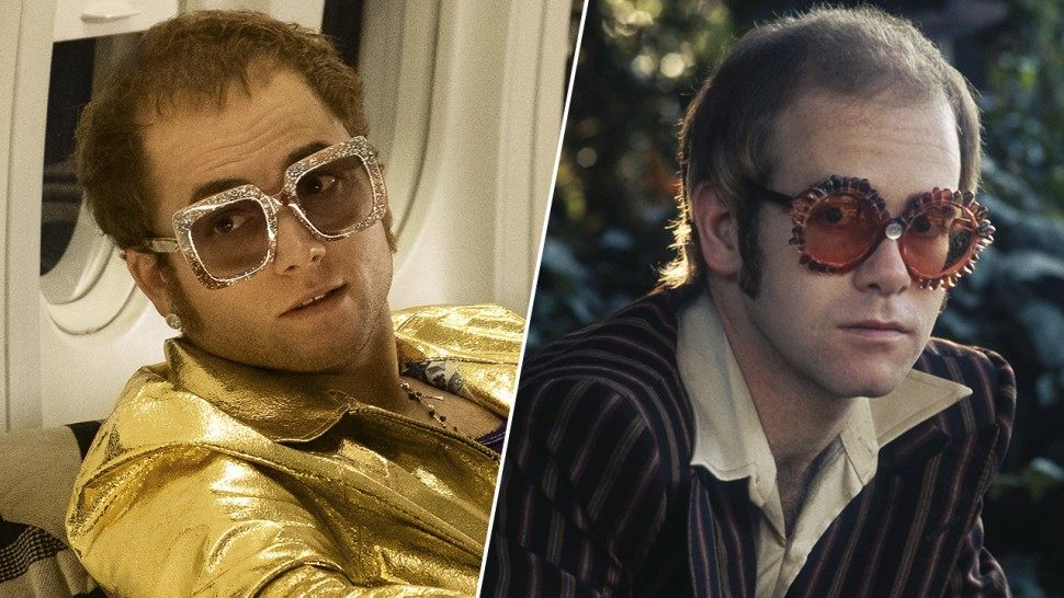 1e928b939901 Oliver Goldsmith Sunglasses - Elton John wears FUZ in Rocketman ...