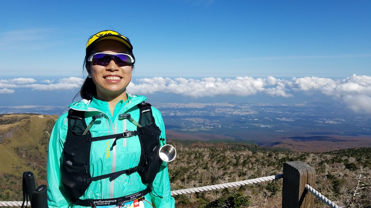 Essilor Sun Solution supports TransJeju 50 Trail