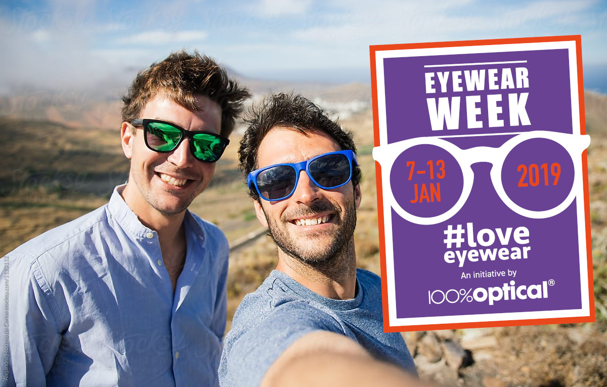 Are you ready for Eyewear Week?