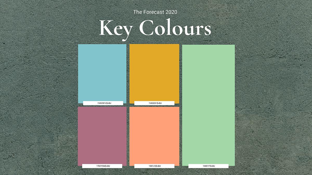 Trend forecast 2020 - TEF Magazine