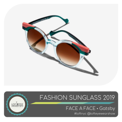 Face a Face - Fashion Sunglass
