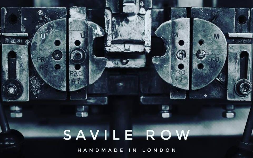 Savile Row – Handmade in England