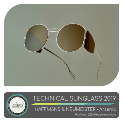 Haffmans & Neumeister - Technical Sunglass
