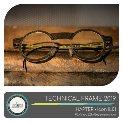 Hapter - Technical Frame