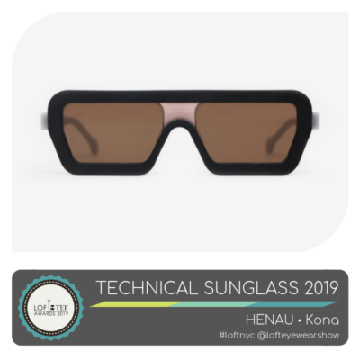 Henau - Technical Sunglass