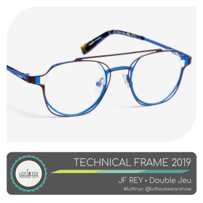 JF Rey - Technical Frame