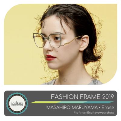 Masahiro Muruyama - Fashion Frame
