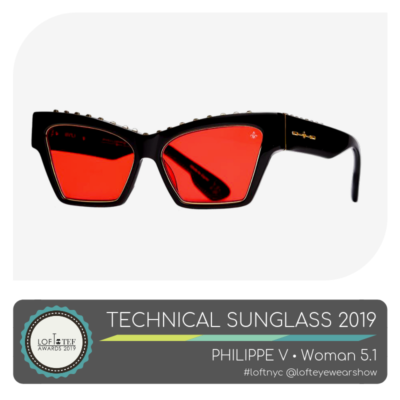 Philippe V - Technical Sunglass