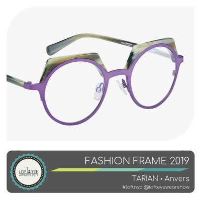 Tarian - Fashion Frame