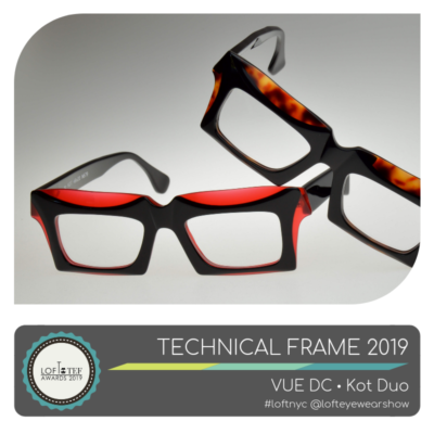 Vue DC - Technical Frame