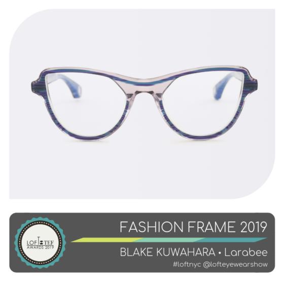 Blake Kuwahara - Fashion Frame
