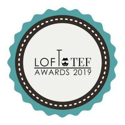 LOFTxTEF Awards logo