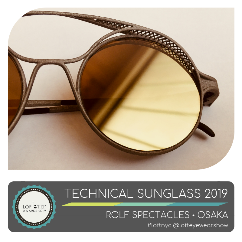 Rolf Spectacles - Technical Sunglass