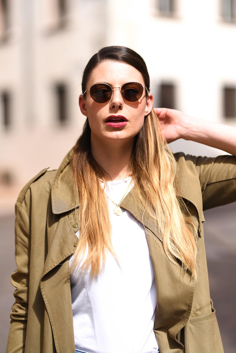giulia de martin kata sunglasses occhiali da sole frame eyewear pink spring summer 2019 eyewear blog influencer -1