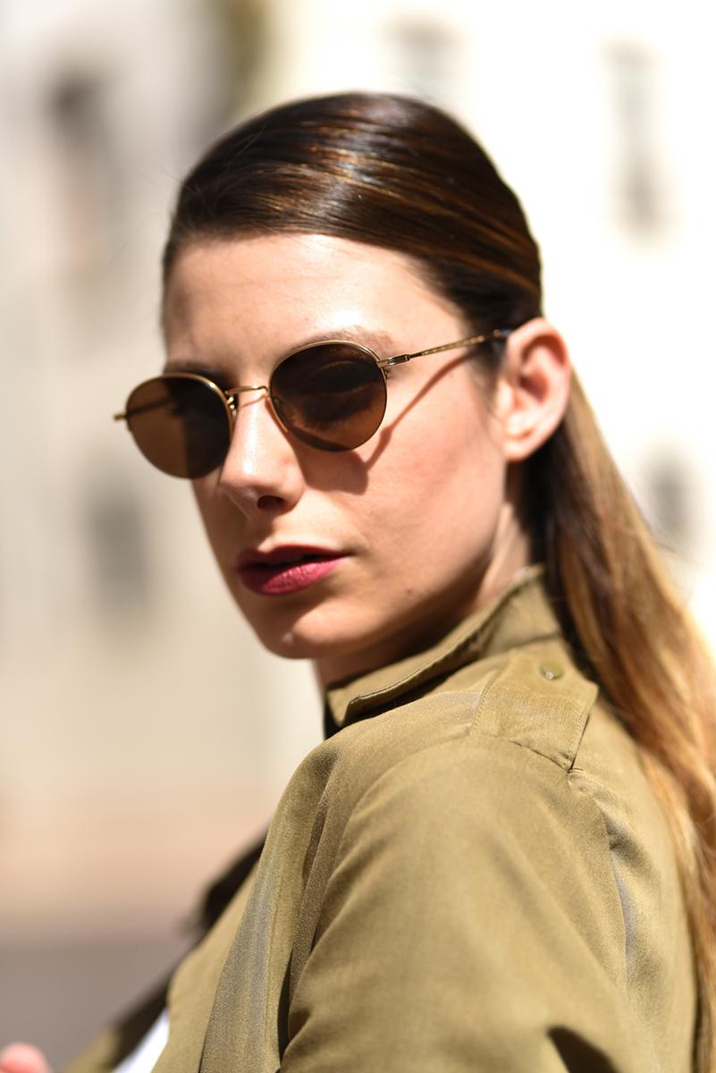 giulia de martin kata sunglasses occhiali da sole frame eyewear pink spring summer 2019 eyewear blog influencer -10