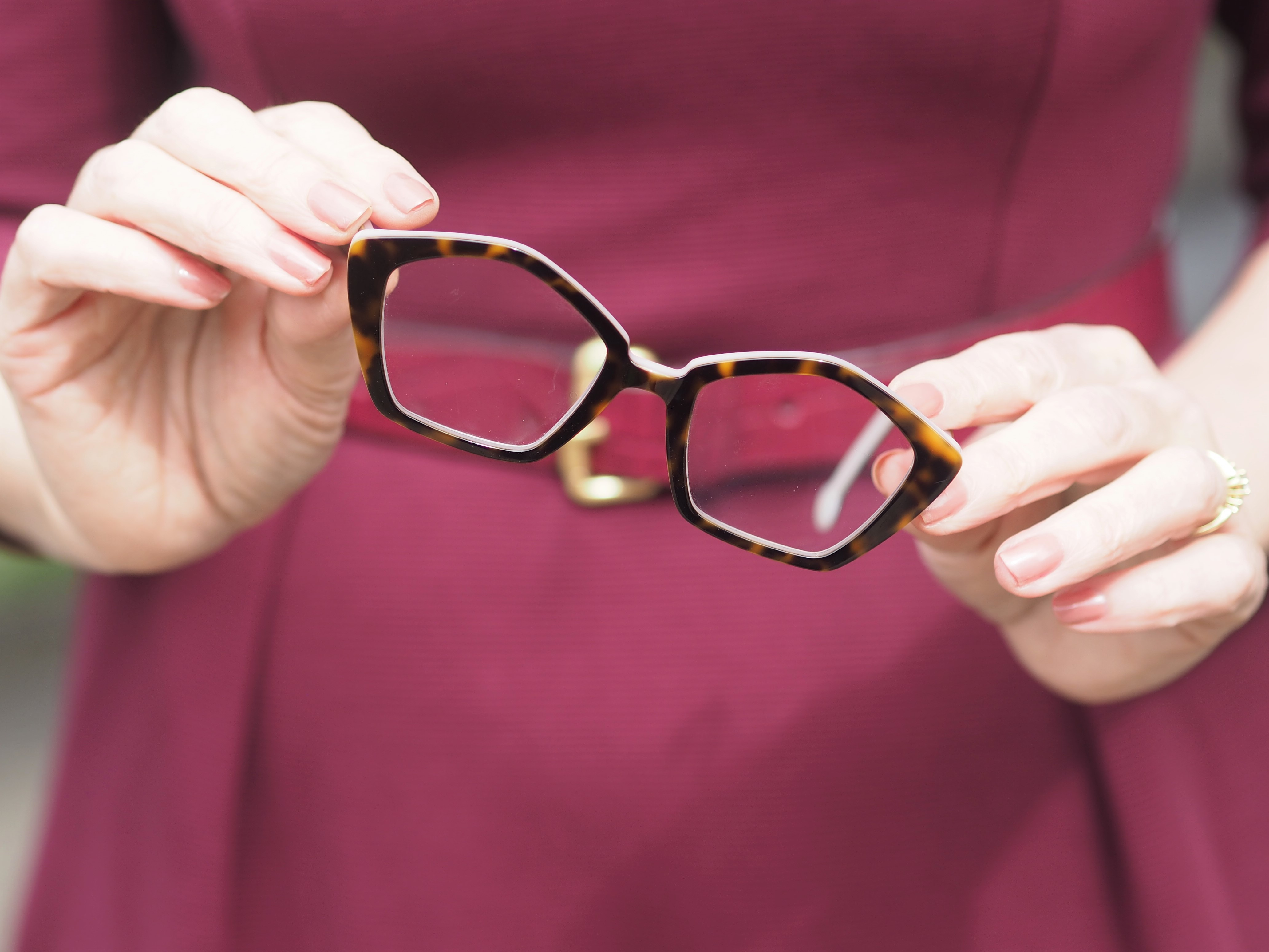 What Lizzy Loves Optometrist And Style Blogger