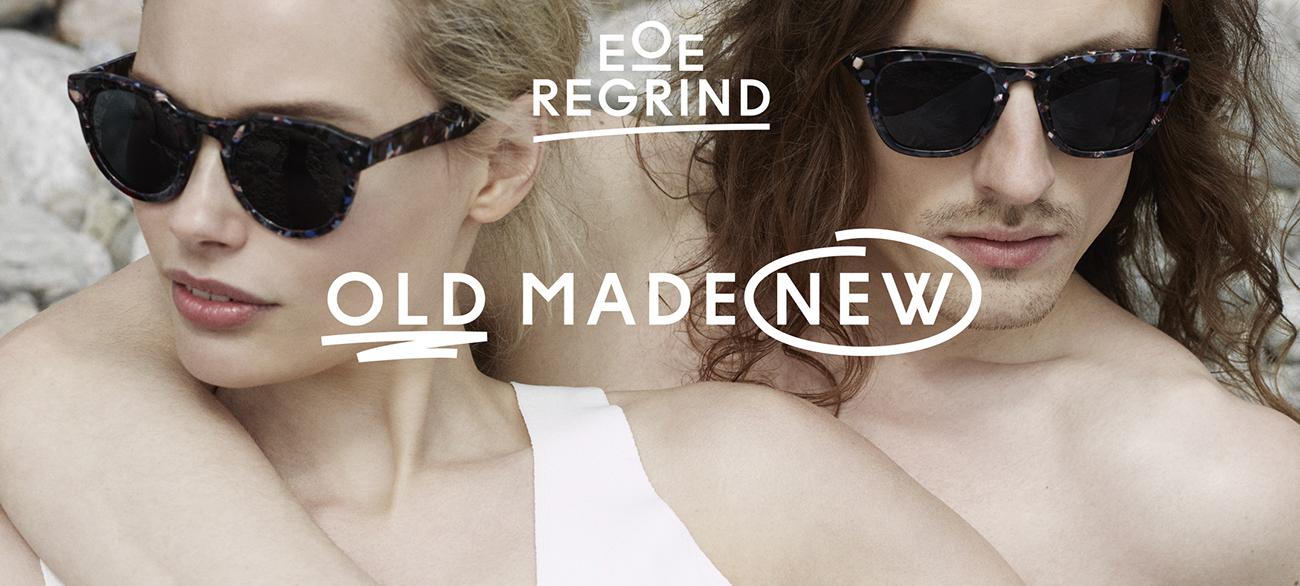 EOE Eyewear // introducing REGRIND