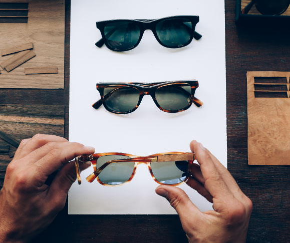 Shelter Eyewear - Bio Acetate