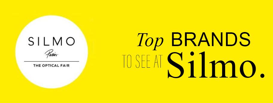 Silmo Paris // Top Must-See brands