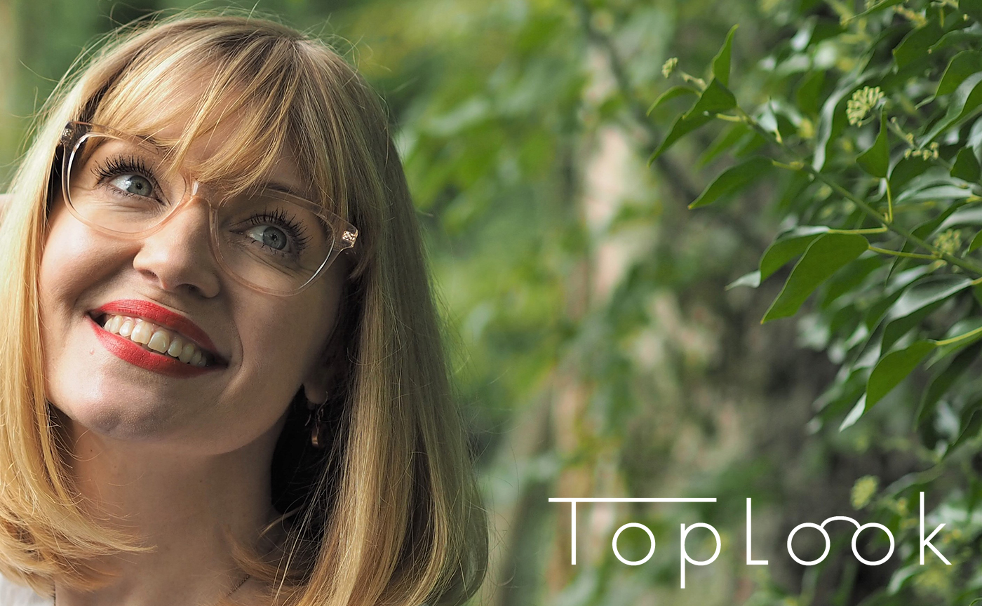 TopLook Eyewear // Nudes and Blushes