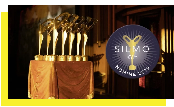 Silmo d'Or // Nominees 2019