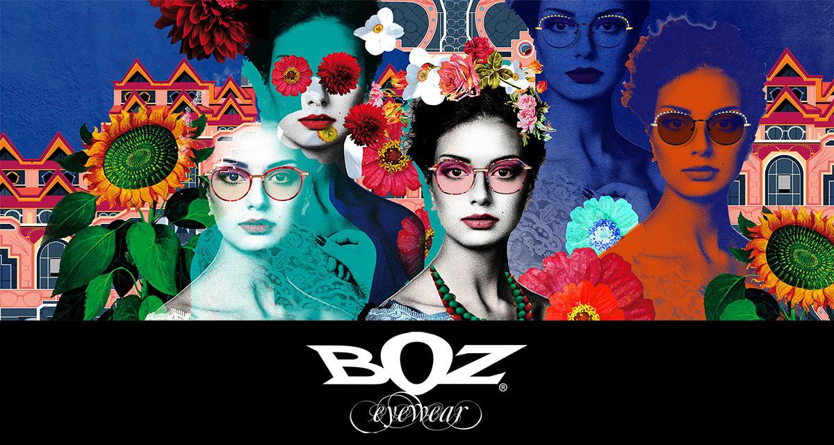 BOZ // Flower Power & Parure