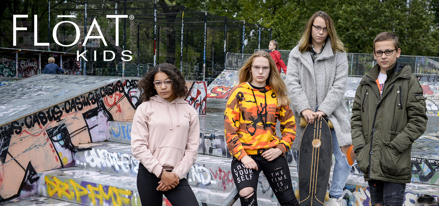 Float kids // Eyewear for the young fashionista